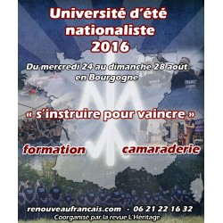 Inscription UDT
